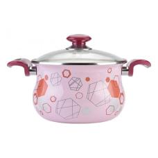 Каструля 3,5л LiGrafic рожева
