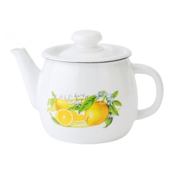 """Чайник 1,0л """"Лимон"""""""