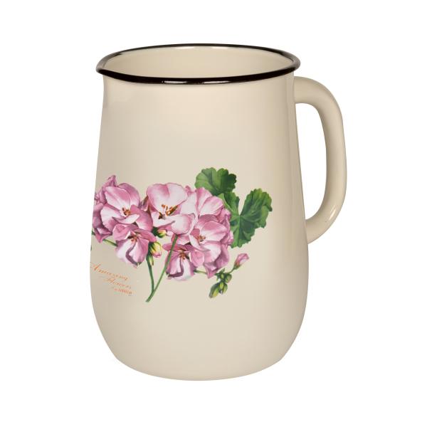 """Кувшин 2,5 л """"Пеларгонія Amazing flowers"""""""