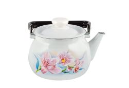 """Чайник 2,5л """"Сиреневая орхидея"""""""