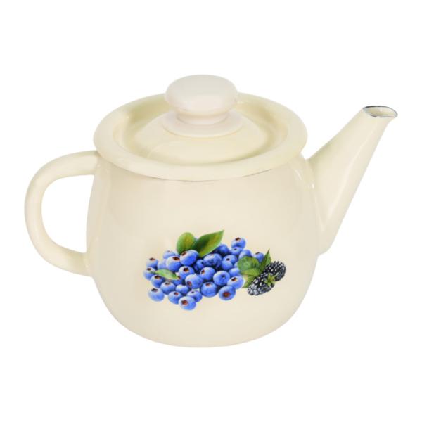 """Чайник 1,0 л """"Голубика"""""""