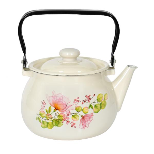 "Чайник 2,5л ""Квіткова вуаль"""