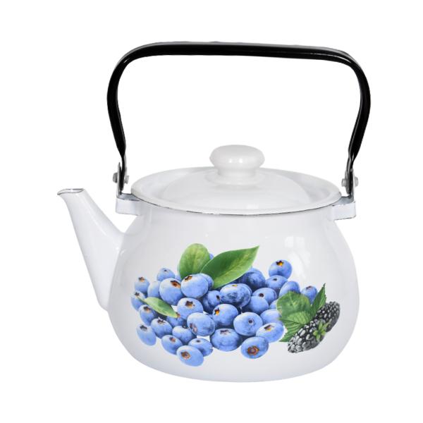 """Чайник 2,5л """"Голубика"""""""