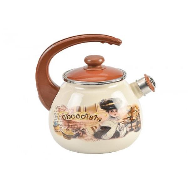 """Чайник 2,5л """"Шоколадниця"""""""